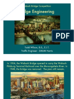 Bridge Engineering Presentation (General)
