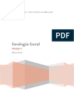 Apostila Geologia Geral