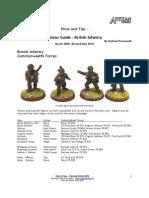 Farnworth Colours British Army WW2 100525