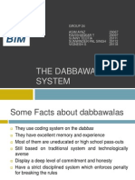 The Dabbawala System