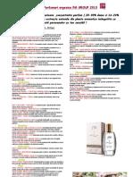 Lista Parfumuri FM Femei