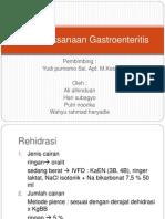 Penanganan gastroenteritis 03.ppt