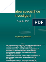 Activitatea Speciala de Investigatii