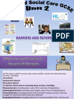 barriers ppt