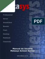 Manual SchoolServer Metasys