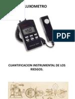 Cuantificacion Instrumental de Los Riesgos V