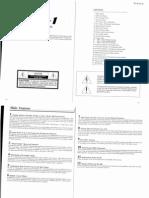 Casio VZ1 Manual