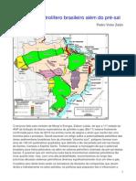 O potencial petrolífero brasileiro além do pré-sal