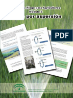 Manual de Riego Para Agricultores 3 - Riego Por Aspersion