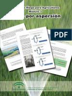 Manual de Riego Para Agricultores 3 - Riego Por Aspersion