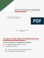2- Droit Et Principes Comptables