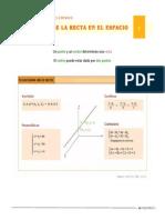 Ecuaciones Recta Espacio 1354137143