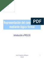 Representacion Del Conocimiento Prolog