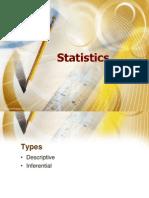 statisticsa