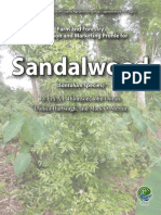 Sandalwood Specialty Crop