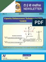 Capacity Enhancement Technique in GSM VAMOS