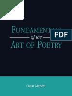 art of poetry