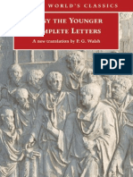 Complete Letters - Pliny the Younger - Walsh Oxford