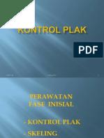 Kontrol Plak