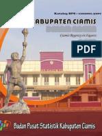 Ciamis Dalam Angka 2012-Revisi