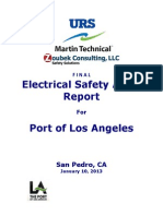 POLA Electrical Safety Audit Final 1-10-13 PDF