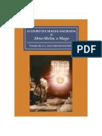 O Livro Da Magia Sagrada de Abramelin o Mago - (Tabelas Completas)