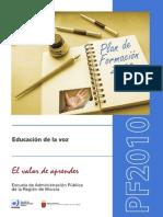 55845 Educacion Voz