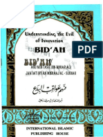 Understanding the Evil of Innovation Bidah