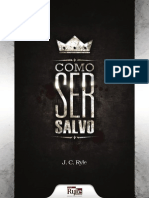 eBook Como Ser Salvo Ryle-1