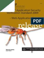Asvs Webapp Release 2009 Pl