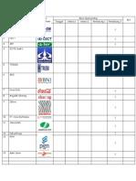 Daftar Sponsorship