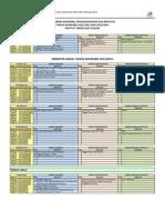 Kalender Institusi 2011 Sms Ganjil