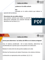 2. Indices de Miller