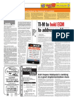 thesun 2009-10-14 page04 ti-m to hold egm to address problems