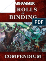 Scrolls of Binding - Games Workshop Ltd