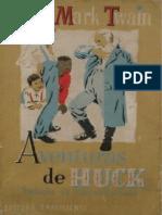 Huckleberry Finn - LOBATO
