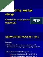 Dermatitis Baru