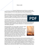 Ecotoxicologie  Poluarea aerului