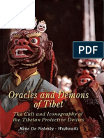 88509615 Rene de Nebesky Wojkowitz Oracles and Demons of Tibet