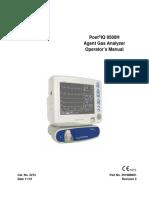 Poet IQ 8500H Operator Manual