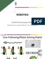 002 Tmkusuma2013 IT-012276 ROBOTIKA [Teknik Perancangan Robot]