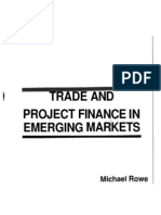 [Michael Rowe] Trade and Project Finance in Emergi(BookZa.org)