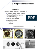 Lecture 4 Air Data and Airspeed Measurement