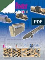 Fischer Elektronik - Connectors