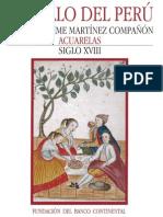 Martinez Compañón_acuarelas