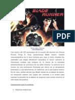 Blade Runner Brief