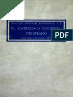 El catecismo político-cristiano. Las ideas y la época 1810