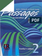 Passages 2 Teacher's Book