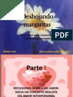 Libro Desohando Margaritas