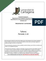 Talleres Version 2014